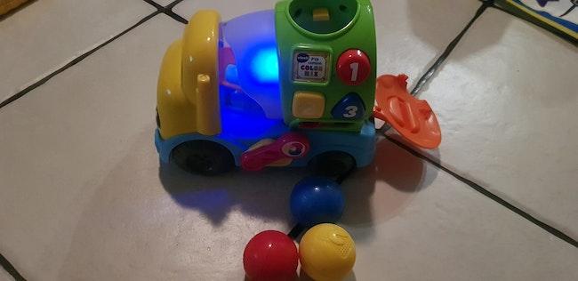 P'tit camion color Mix Vtech