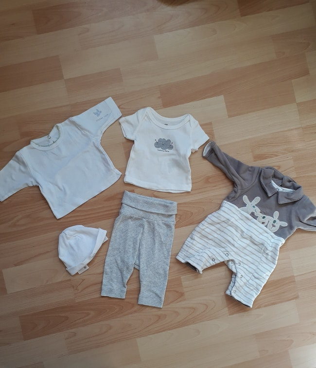 Lot taille naissance