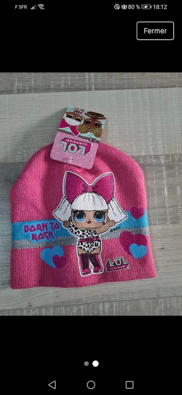 Bonnet lol surprise taille unique
