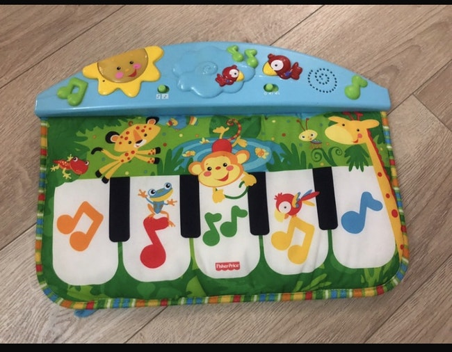 Tap tap piano Fisher price