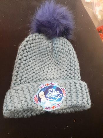 Bonnet reine des neiges