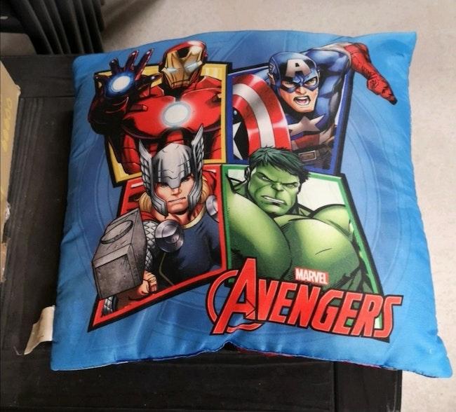 Coussin avengers