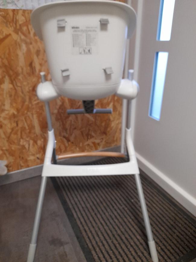Chaise haute neuve