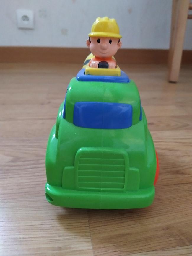 Différents véhicules enfant