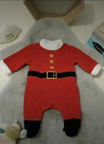 Pyjama de Noël Kitchoun 3 mois