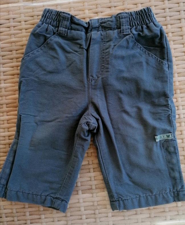 Lot de 6 pantalons garçon 6 mois