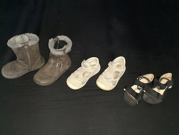 Chaussures fille pointure 23