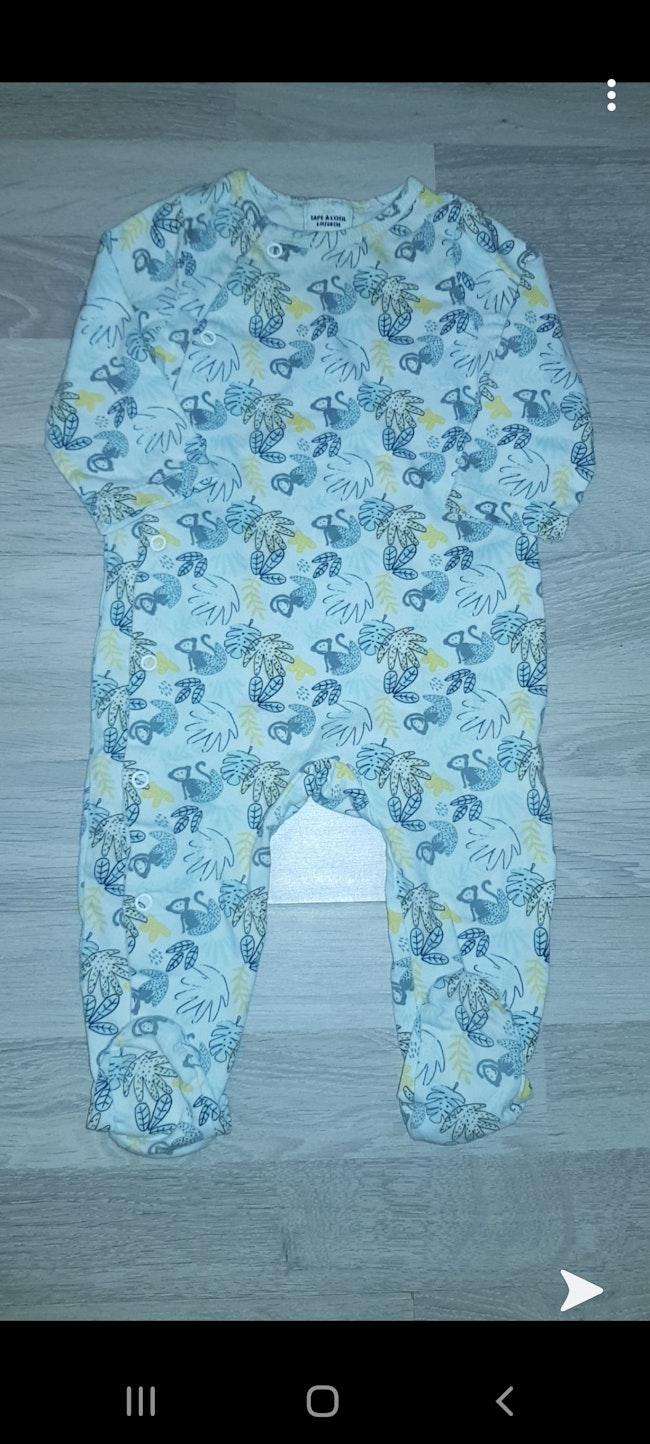 Lot pyjama 6mois