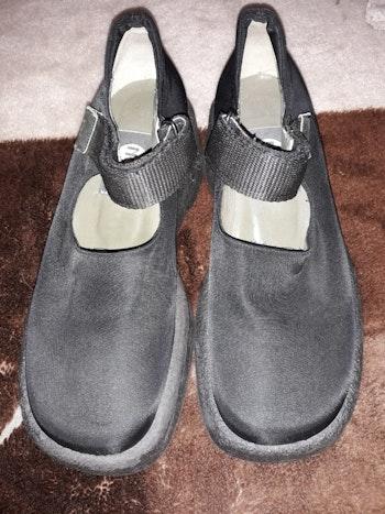 Chaussures semelles épaisses mise 1 fois
