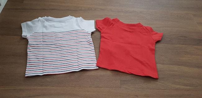 Lot de 2 tee-shirts