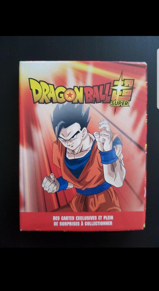 Cartes Dragon Ball Super