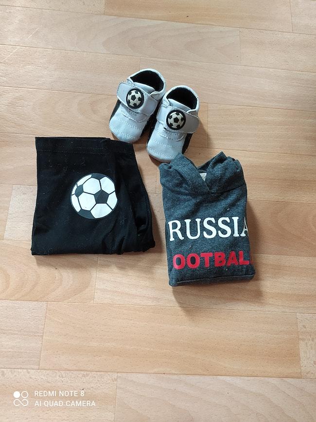 Ensemble de foot