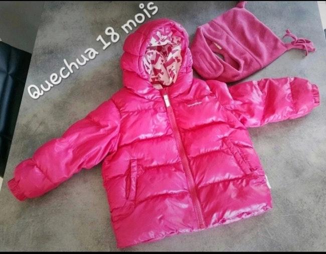Blouson 18 mois quechua Décathlon