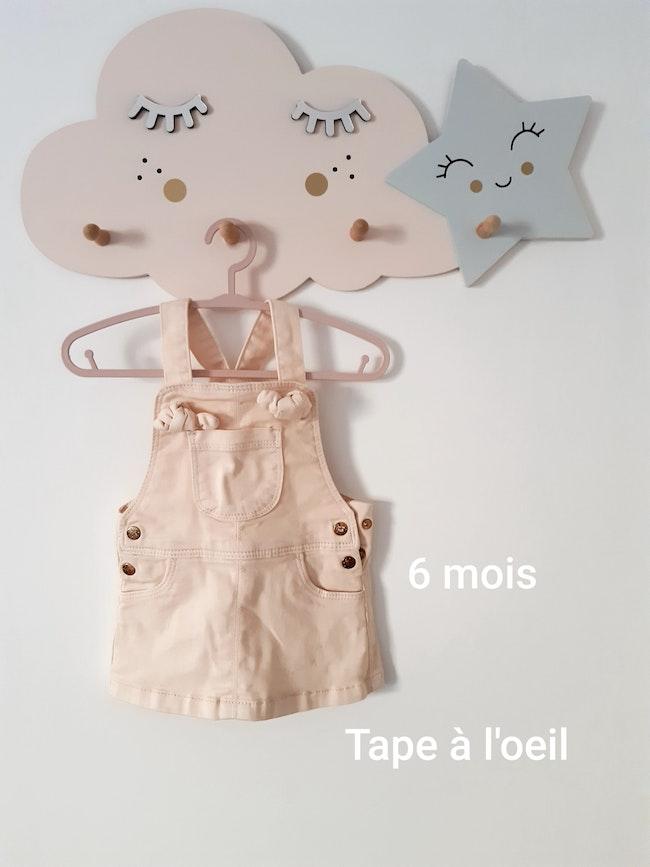 Lot de 5 robes taille 6 mois