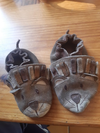 Chaussons Robeez 6-12mois