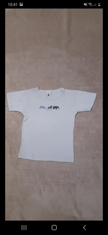 "Tee-shirt ""petit bateau"" 3 ans"