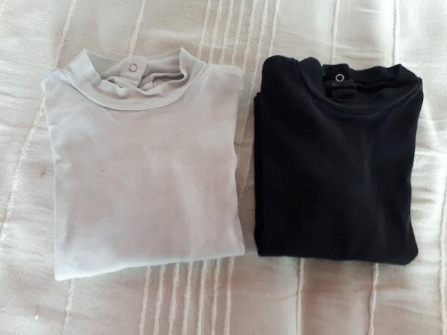 Lot de tee shirt manche longue