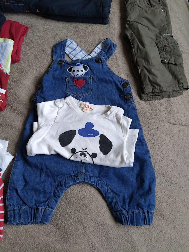 Lot vêtements garçon 3 mois