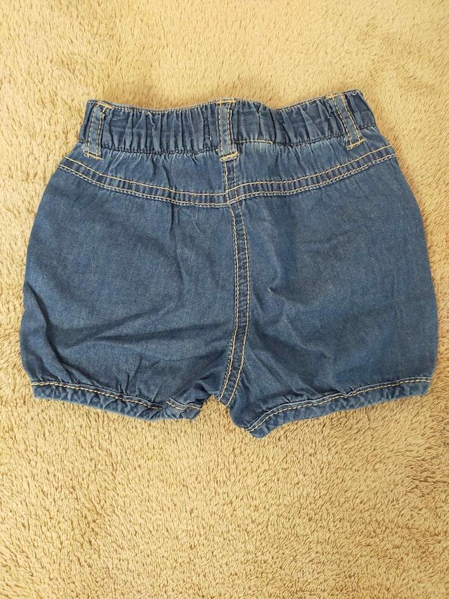 Short en jean 6 mois Kitchoun