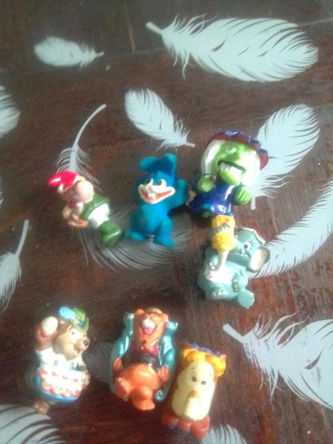 Figurines Kinder