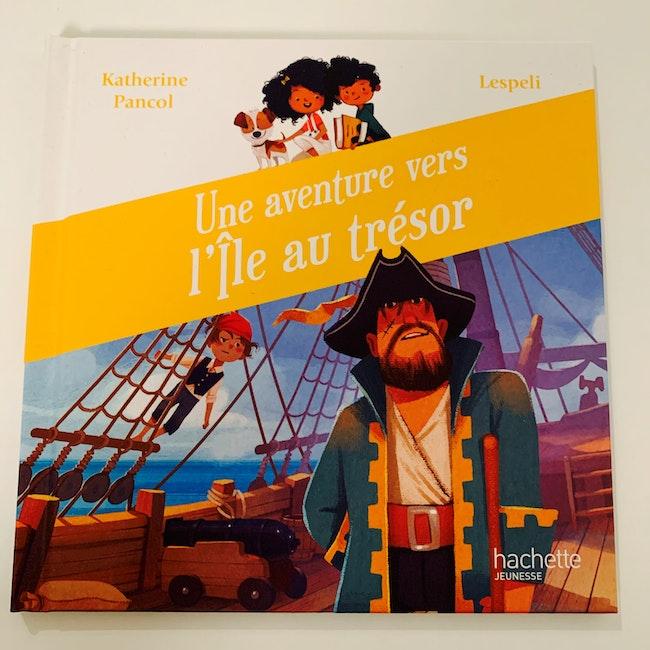 Livre Mac Do « Une aventure vers l'île au trésor»