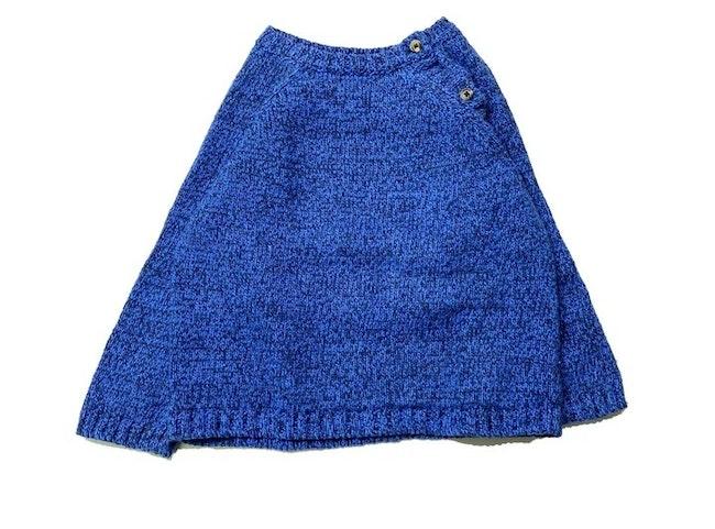 Pull bleu