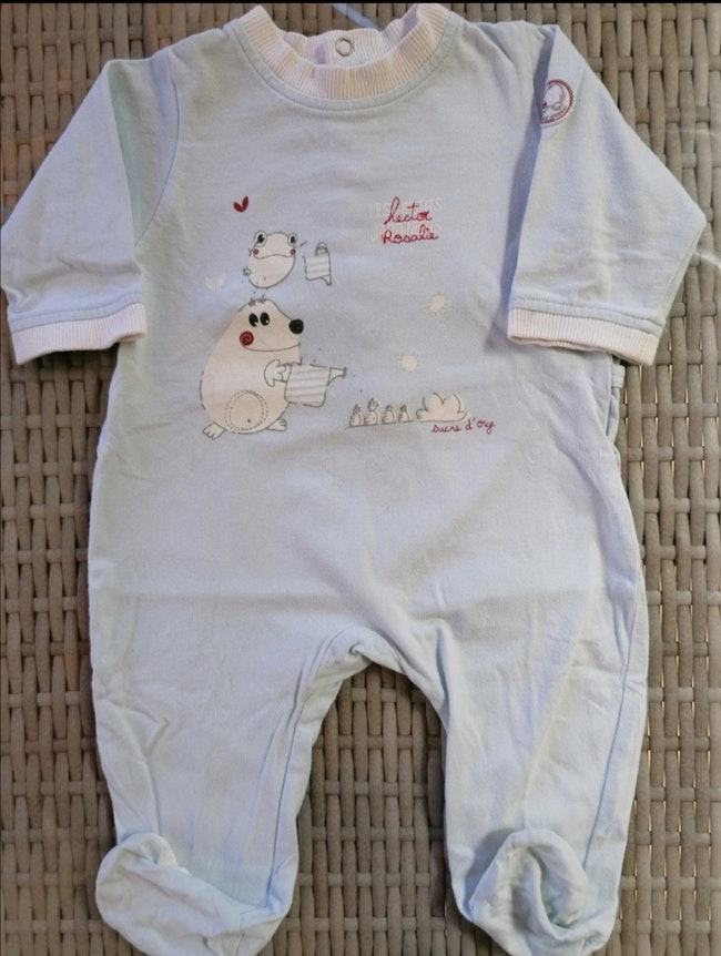 Lot de 6 pyjamas garçon 6 mois
