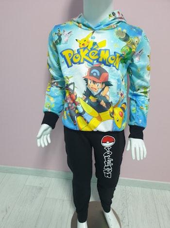 Jogging pokemon