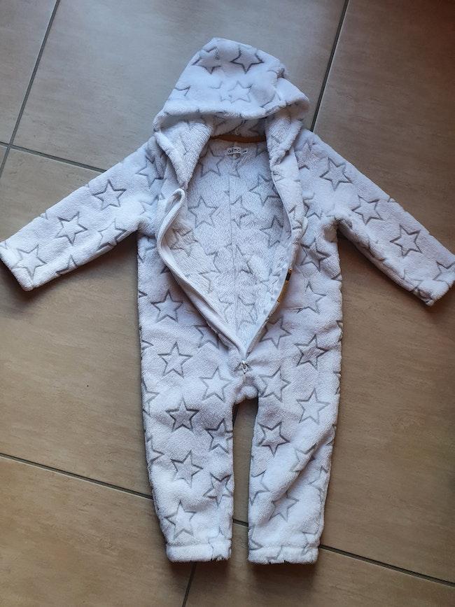 Combi pyjama Gemo T18m
