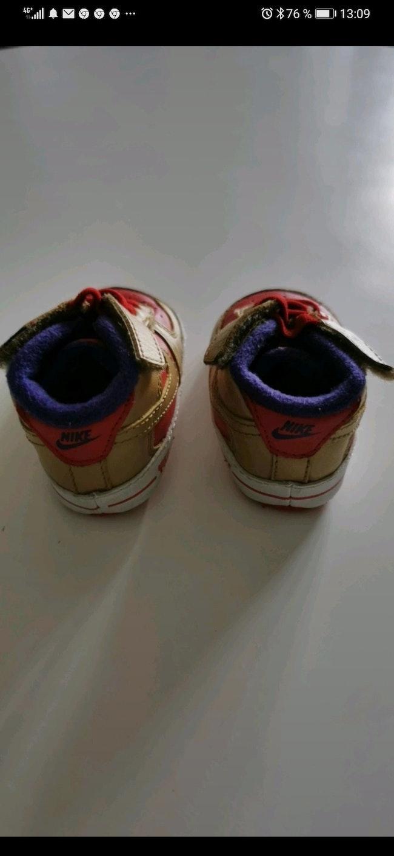 Chaussure bébé garçon Nike taille 18.5 (6/9 mois)