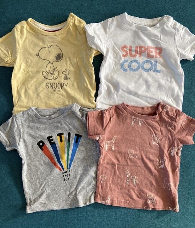 Tee-shirts Vertbaudet