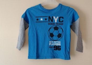 Tee-shirt ML garçon 3 ans