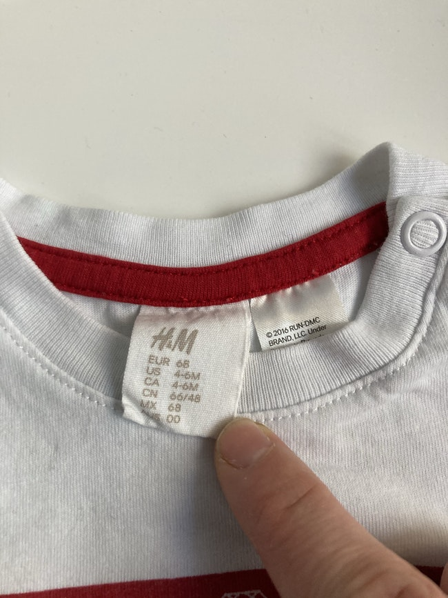 T Shirt Run Dmc