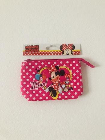 Petite pochette minnie rose Disney fille