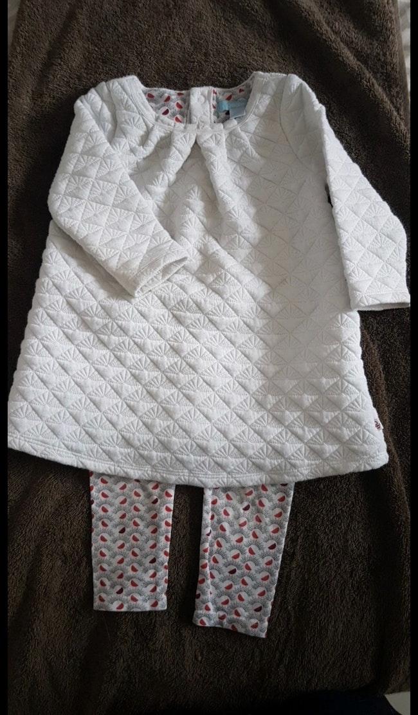 Ensemble robe legging