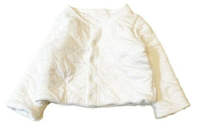 Gilet Blanc