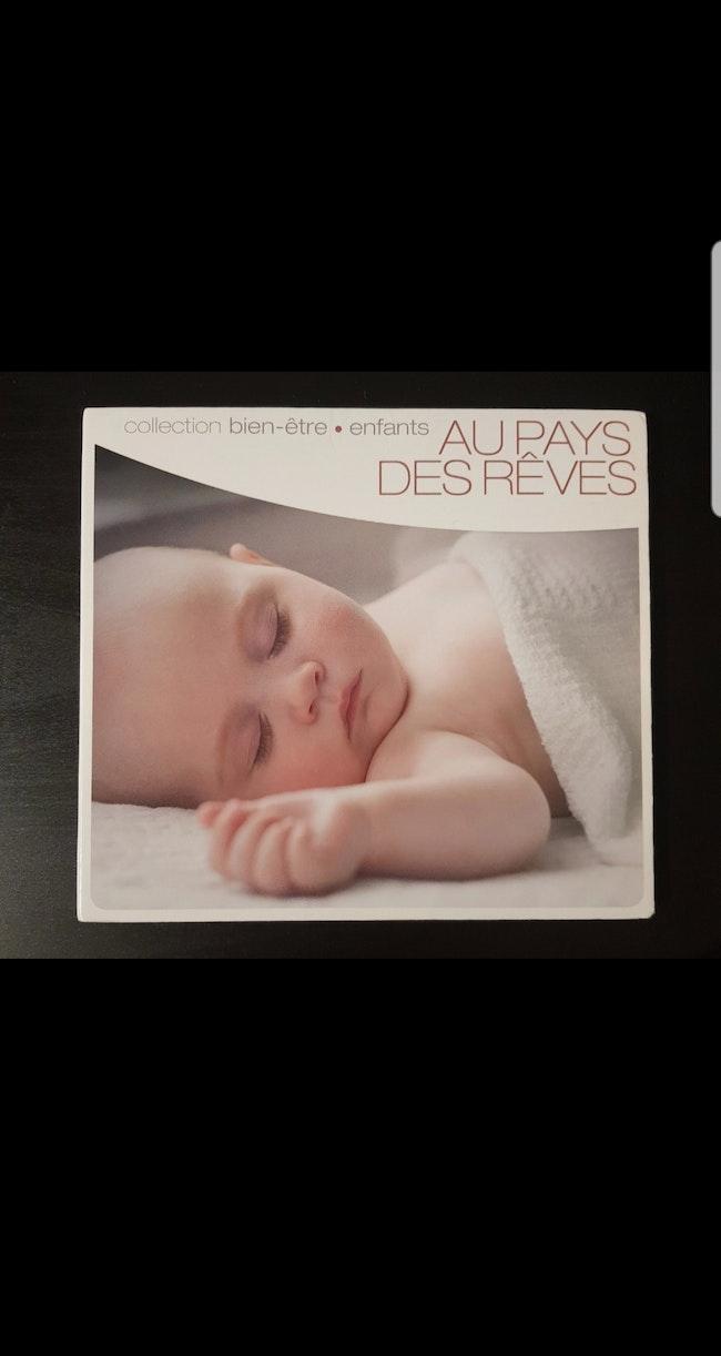 CD : Au pays des rêves