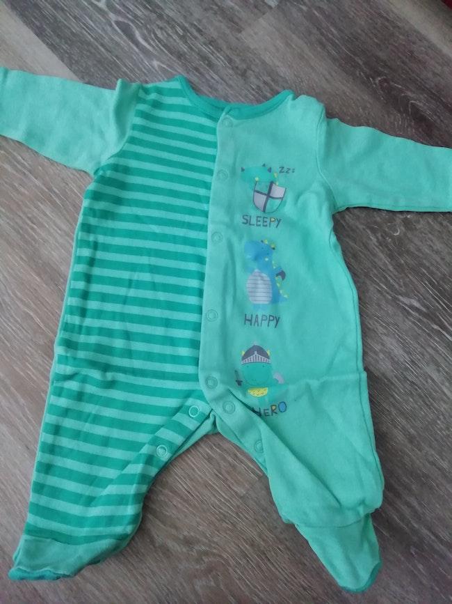 Pyjama garçon 3 mois