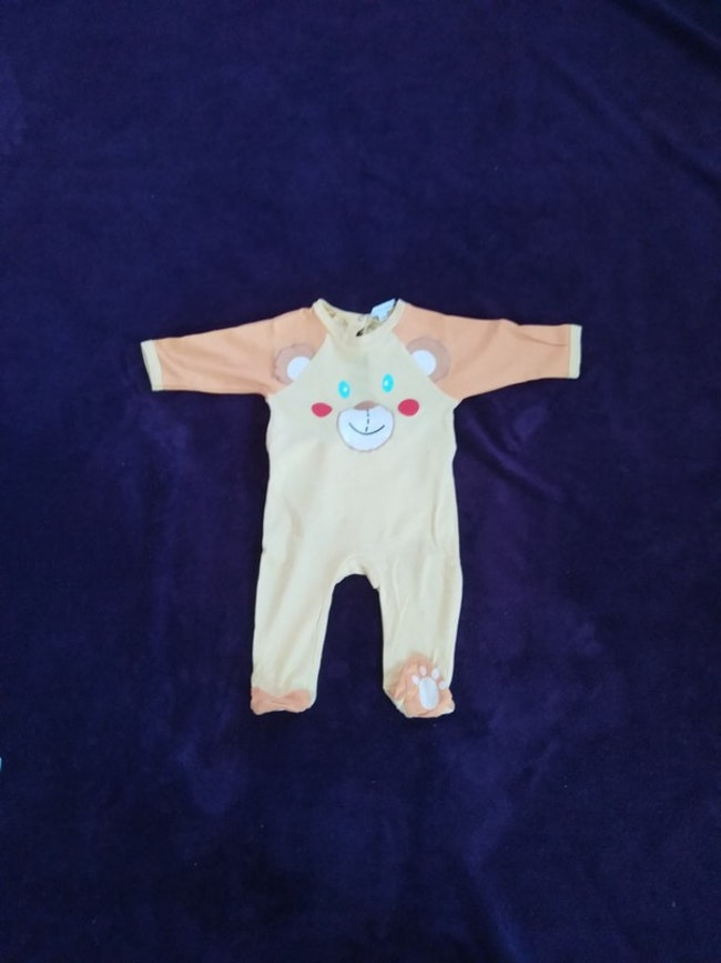 Pyjama léger taille 6 mois