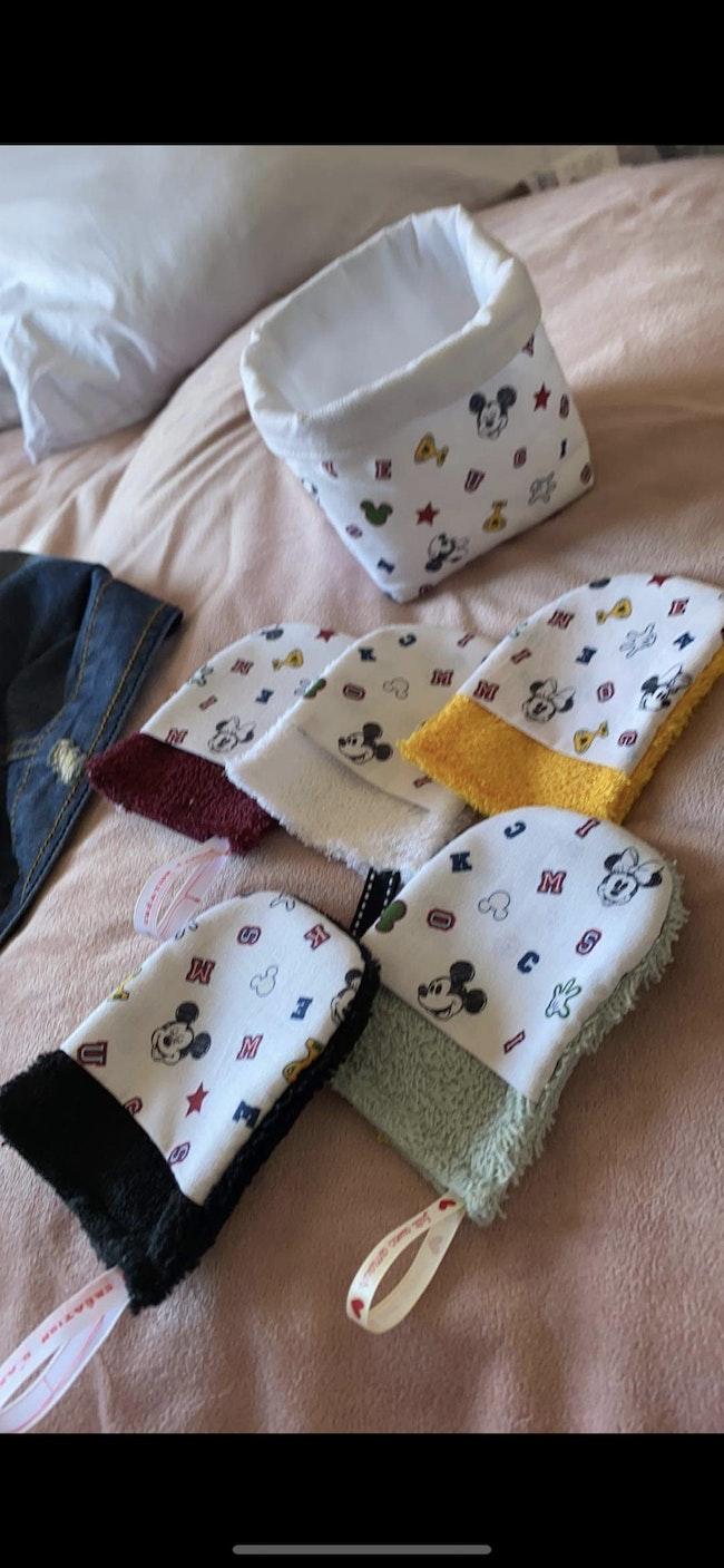 Petit gant pour enfant de 1 ans a 5 ans