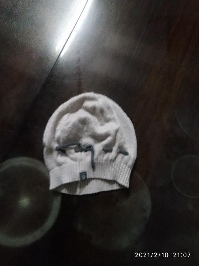 Bonnet bébé fille  3-6 mois