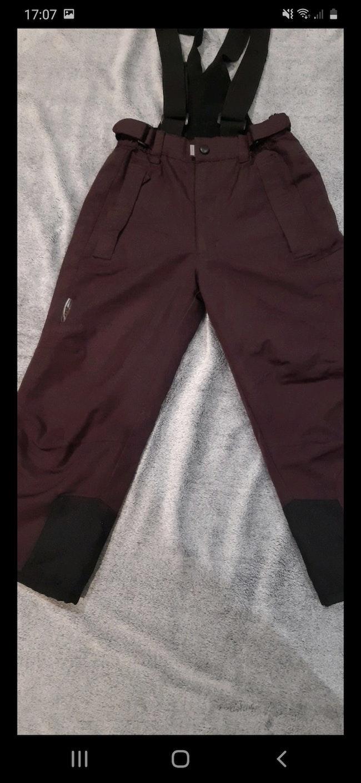 Pantalon de ski en 8 ans