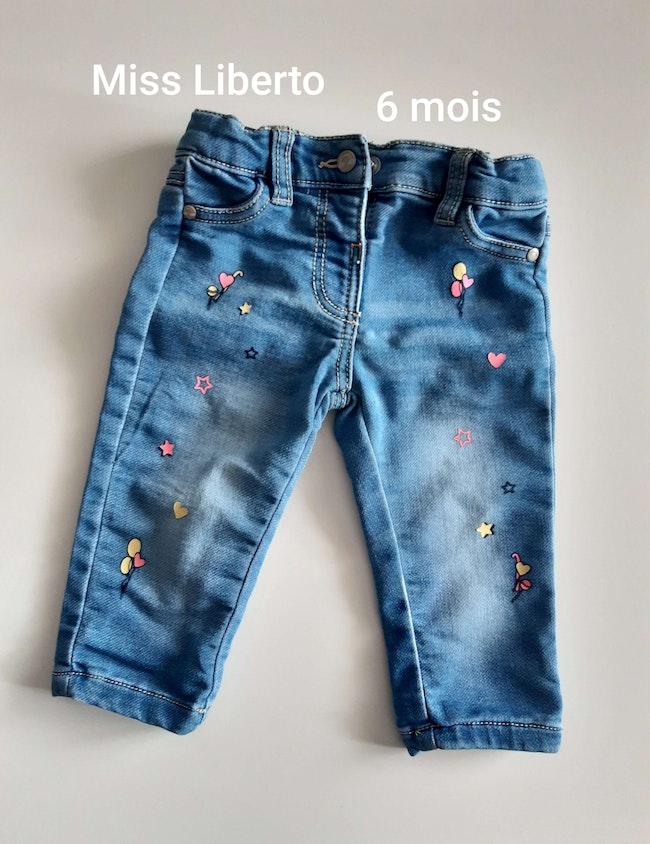 Pantalon taille 6 mois