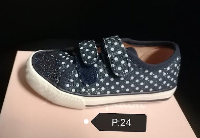 Chaussure pailletée pat & ripaton