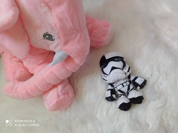 Peluche Star Wars