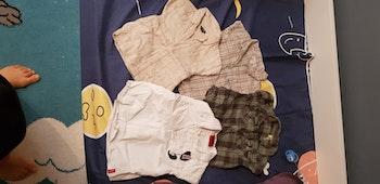 Lot chemise ,pantalon