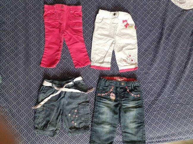 Lot de pantalon