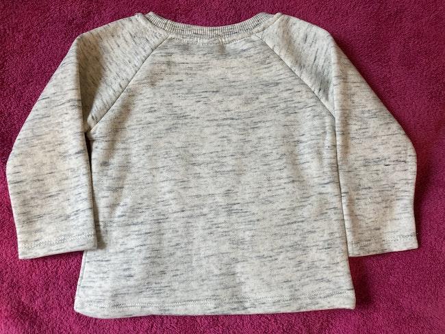 Sweat-shirt simba timon et pumba