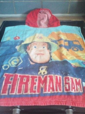 Cap de bain sam le pompier