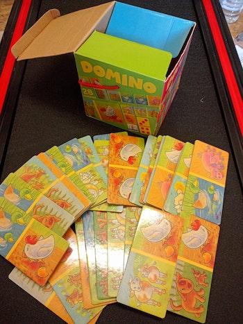 Dominos 28 pièces Djeco